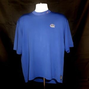 Florida Gators mock neck shirt